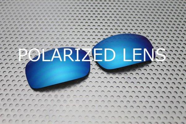Photo1: X-SQUARED - Saxe Blue -  Polarized
