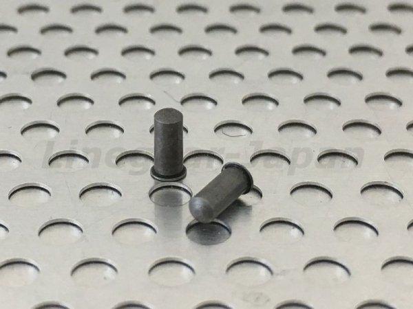 Photo2: Replacement Nose Bridge Pin for Juliet - X-Metal Color