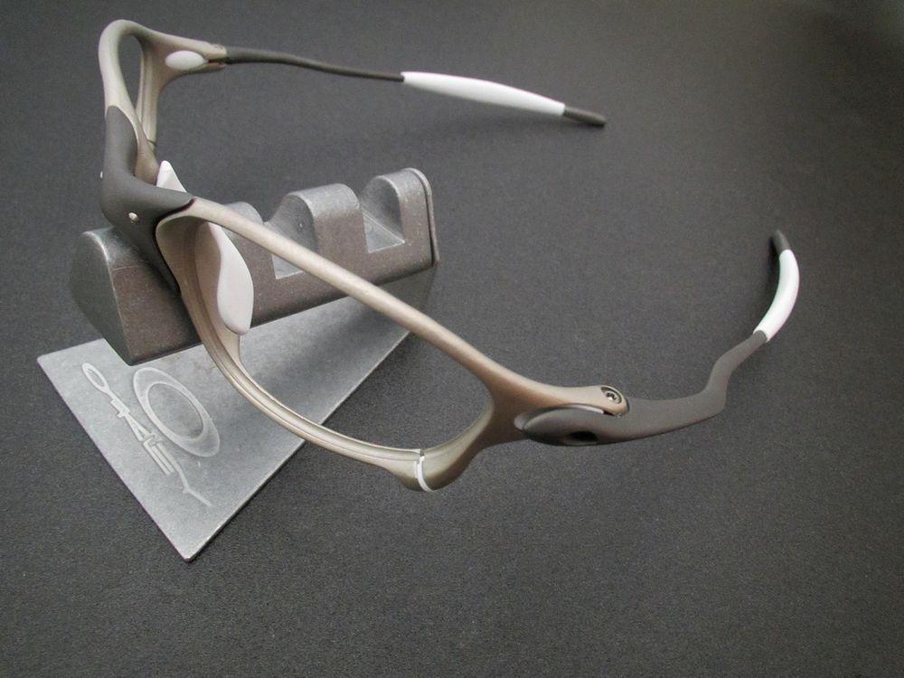 oakley x metal xx  Complete rubber set for X-METAL XX White - LINEGEAR