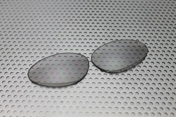 Photo1: PENNY - Titanium Clear