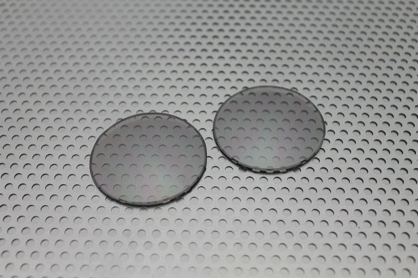Photo1: MARS - Titanium Clear