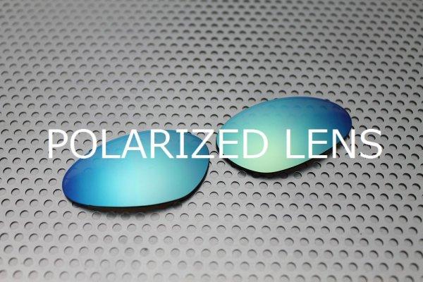 Photo1: PENNY - Turquoise Blue - Polarized