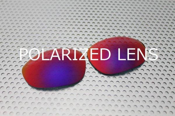 Photo1: X-METAL XX - Premium Red - Polarized