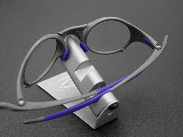Photo2: Complete rubber set for MARS Violet