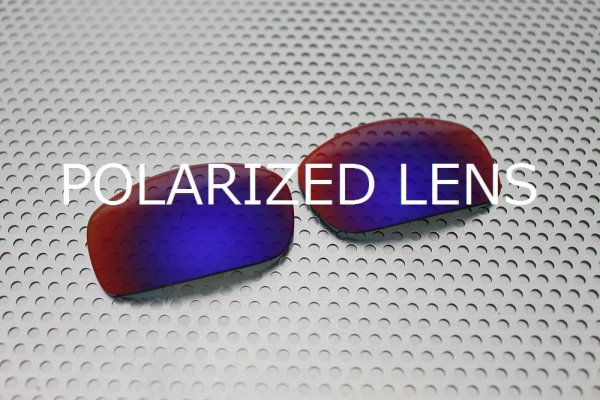 Photo1: X-SQUARED - Tanzanite - Polarized