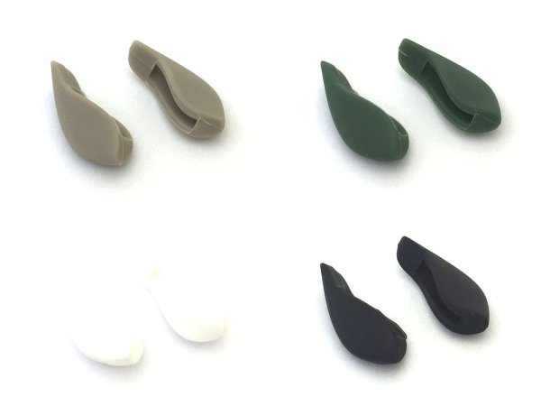 Photo3: X-METAL XX Nose pads small