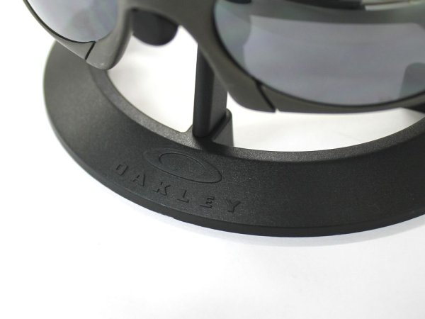 Photo3: Oakley Plastic Sunglass Display Stand 1-Tier Black