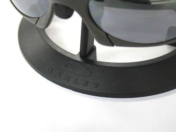 Photo3: Oakley Plastic Sunglass Display Stand 2-Tiar Black