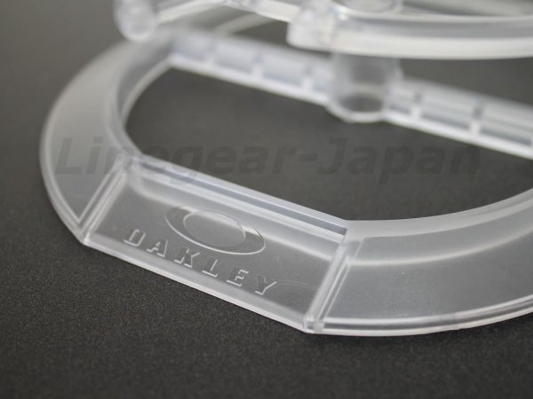 Photo3: Oakley Clear Sunglass Display Stand 3-Tier
