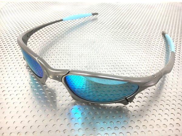 Photo2: PENNY - Turquoise Blue - Polarized