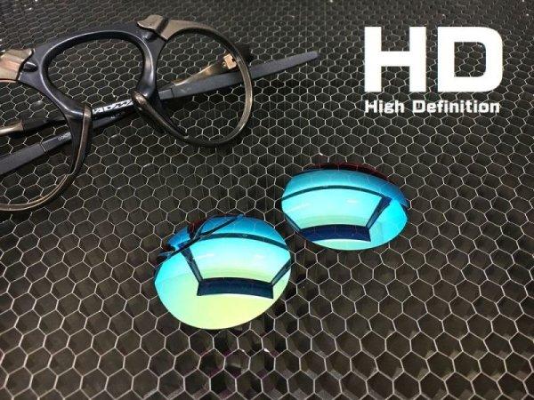 Photo1: MADMAN - HD Turquoise Blue