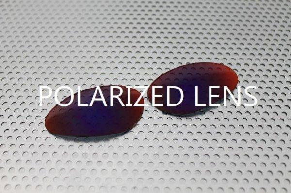 Photo1: PENNY - Red Mirror - Polarized