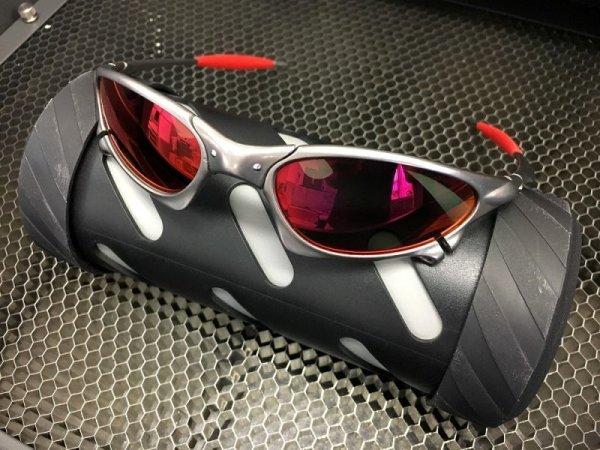 Photo2: PENNY - Red Mirror - Polarized
