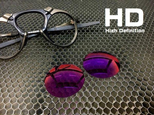 Photo1: MADMAN - HD Red Mirror