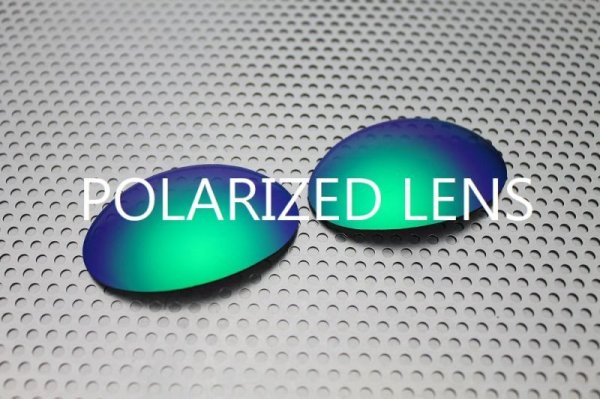 Photo1: ROMEO 1 - Green Jade - Polarized