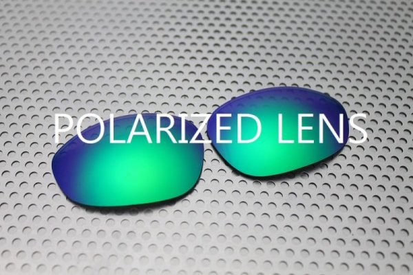 Photo1: X-METAL XX Green Jade - Polarized