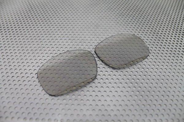 Photo1: BADMAN - Titanium Clear