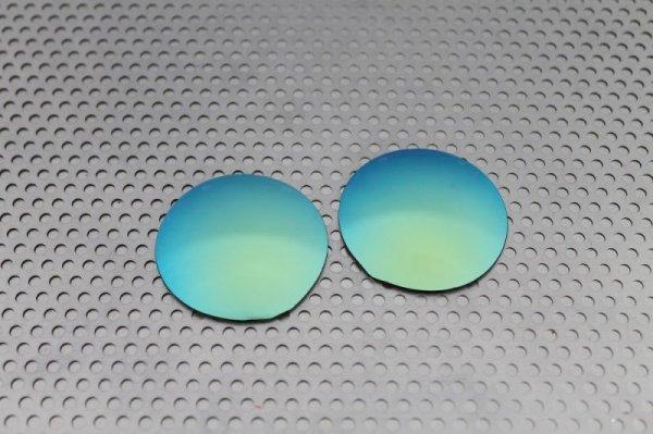 Photo1: MADMAN - Turquoise Blue