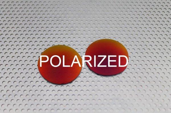 Photo1: MADMAN - Premium Red - Polarized