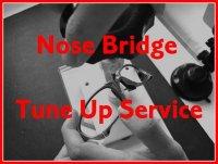 Nose Bridge Tune Up Service