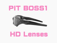 PIT BOSS 1  HD Lenses