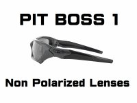 PIT BOSS 1 Non-Polarized Lenses