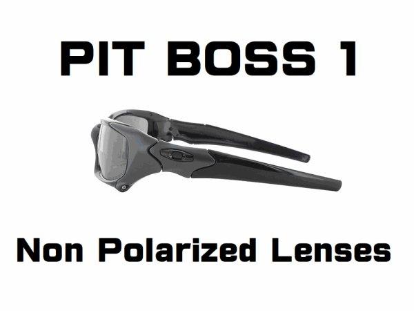 Photo1: Pit Boss 1 Non-Polarized Lenses