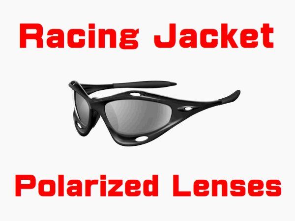 Photo1: Racing Jacket Gen.2 Polarized Lens