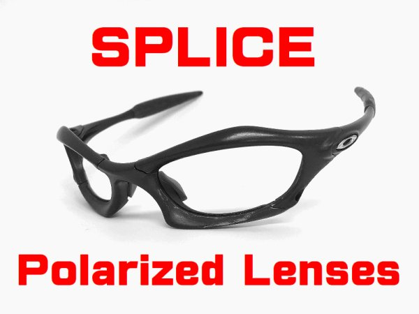 Photo1: SPLICE Polarized Lenses
