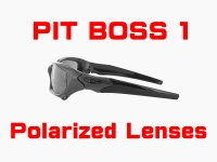 PIT BOSS 1 Polarized Lenses