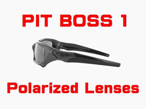 Photo1: Pit Boss 1 Polarized Lenses