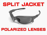 SPLIT JACKET Polarized Lenses