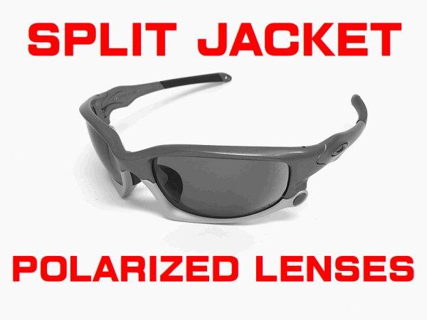 Photo1: SPLIT JACKET Polarized Lenses