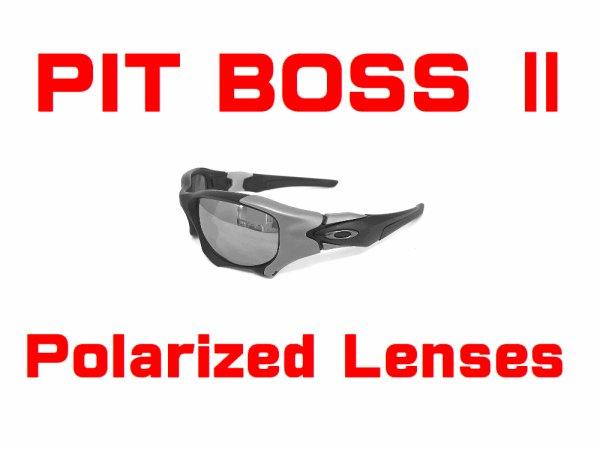 Photo1: Pit Boss 2 Polarized Lenses