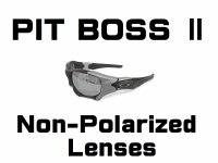 PIT BOSS 2 Non-Polarized Lenses