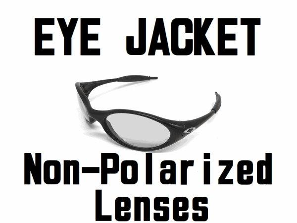 Photo1: EYE JACKET Non-Polarized Lenses