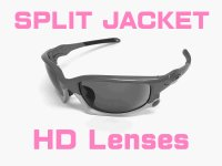 SPLIT JACKET HD Lenses