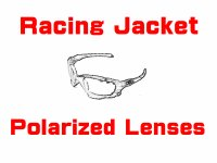 New RACING JACKET Polarized Lenses
