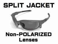 SPLIT JACKET Non-Polarized Lenses