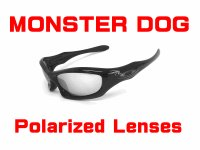 MONSTER DOG Polarized Lenses