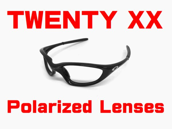 Photo1: TWENTY XX Polarized Lenses