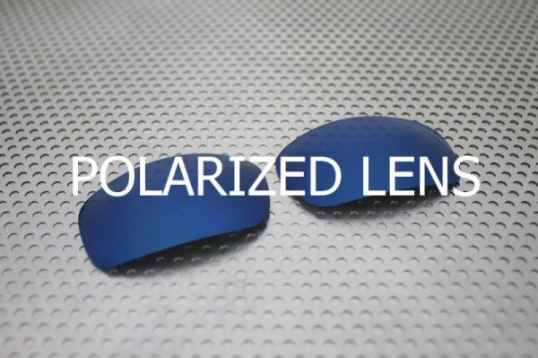 Photo1: X-SQUARED - Lapis Blue - Polarized