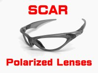 SCAR Polarized Lenses