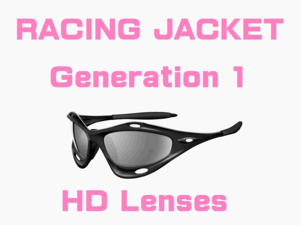 Photo1: Racing Jacket Generation 1 HD Lens