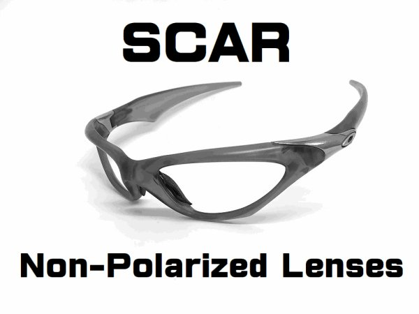 Photo1: SCAR Non-Polarized Lenses