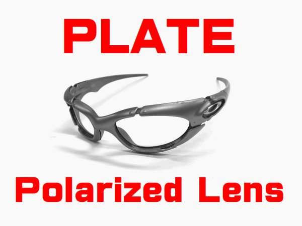 Photo1: PLATE Polarized Lenses