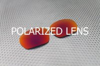 Half-X - Premium Red - UV420 Polarized
