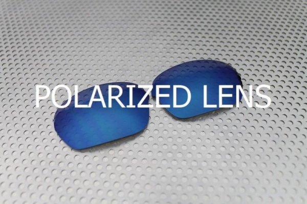 Photo1: Half-X - Lapis Blue - Polarized
