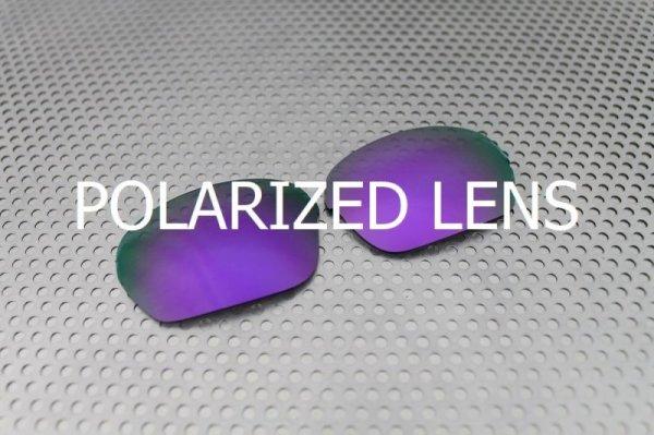 Photo1: Half-X - Violet - Polarized