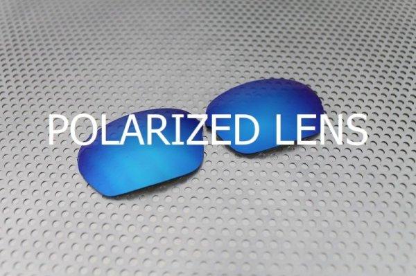 Photo1: Half-X - Saxe  blue - Polarized